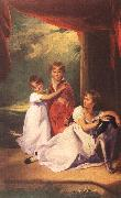 Sir Thomas Lawrence The Fluyder Children oil painting